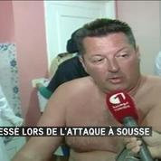 Sousse : j'ai vu l'homme tirer sur des gens au hasard