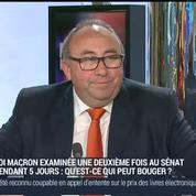 Bruno Retailleau, président du groupe Les Républicains au Sénat (2/3) – 30/06