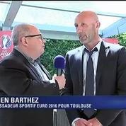 Barthez : Profiter de cet événement