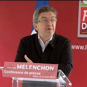 NSA: Nous devons suspendre les négociations sur le traité transatlantique, dit Mélenchon