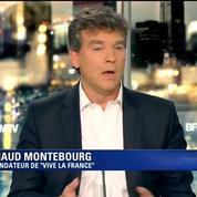 Ce sont des bonnes vacances, dit Montebourg, qui n'a plus de mandat politique