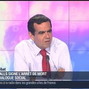Jean-Marc Daniel : Emploi dans les TPE/PME: Ce qui nous manque, c'est un choc de clarification
