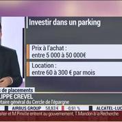 Idées de placement: Investir dans les parkings