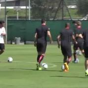 Ligue 1 : les premiers pas de Ben Arfa avec l'OGC Nice