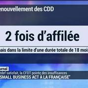 Un small business act à la française
