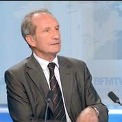 NSA: il faut mobiliser l'opinion américaine, estime Gérard Longuet
