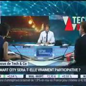 La smart city sera-t-elle vraiment collaborative ?: Pascal Samama, Caroline Goulard, Paulo Cameijo et Vincent Bryant