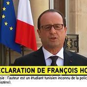 «Le plan vigipirate en alerte maximum pour 3 jours en Rhône-Alpes» (Hollande)