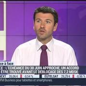 Stanislas de Bailliencourt VS Cyrille Collet (2/2): Que peut-on attendre de l'Eurogroupe sur la crise grecque ?
