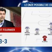 Le Onze possible de l'Olympique Lyonnais 2016