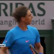Babolat, grand vainqueur de Roland Garros