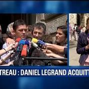 Outreau: Daniel Legrand applaudi mais aussi insulté après son nouvel acquittement