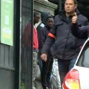 Paris : le camp de migrants de La Chapelle évacué