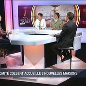 Présentation des nouveaux adhérents du Comité Colbert: Eléonore Guérard et Frank Madlener (3/5) - 28/06