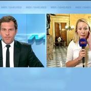 Ecoutes de la NSA: Marion Maréchal Le Pen réclame un message fort au président