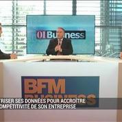 Comment la maitrise des données peut-elle accroître la compétitivité d'une entreprise ?: Yves Bernaert et Jean-Michel Mougeolle – 27/06