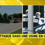 Isère : Rien de véritablement revendiqué au nom de Daesh