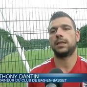 Explosion mortelle en Haute-Loire: le club de foot des adolescents en deuil