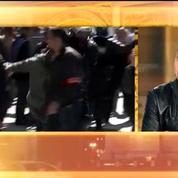 Evacuation de migrants à Paris : «Heureusement qu'on était calmes» affirme Olivier Besancenot