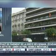 Grèce: quels sont les scenarios envisageables en cas de sortie de l'euro ?: Philippe Gudin – 29/06