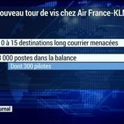 Nouveau tour de vis chez Air France-KLM