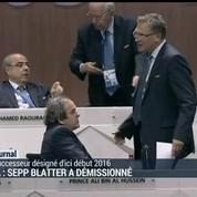 FIFA: Sepp Blatter a démissionné