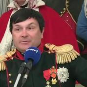 Europe 1 en direct de Waterloo : le sosie de Napoléon dévoile son plan d'attaque