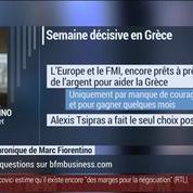 Marc Fiorentino: Le gouvernement grec a eu le courage de prendre la décision que les Européens auraient dû prendre - 29/06