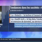 Marc Fiorentino: Focus sur les nouvelles tendances dans les sociétés technologiques
