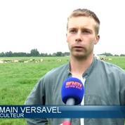 En colère, les agriculteurs mènent des opérations en Bretagne, Pays de la Loire, et Normandie