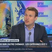 Jean-Charles Simon: Chômage: On a une augmentation beaucoup plus rapide dans les catégories B et C