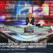 Nicolas Dufourcq, directeur général de Bpifrance (2/3)