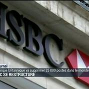 HSBC se restructure massivement