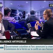 La chronique d'Anthony Morel: Quand l'intelligence artificielle dépasse l'intelligence humaine