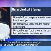 Gmail: le droit à l'erreur va exister