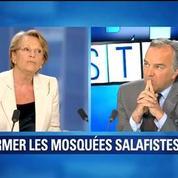 Alliot-Marie dénonce une inflation de vocabulaire de Valls qui fait beaucoup de communication