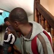Nantes: une soixante de migrants squattent un presbytère