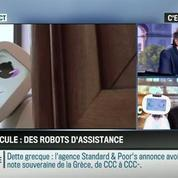 La chronique d'Anthony Morel : Des robots accompagnateurs au service des seniors - 30/06