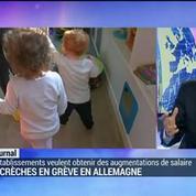 Crèches: quand les Allemands imitent la France, ça leur coûte cher