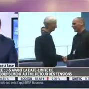 Olivier De Royere VS Guillaume Dard (1/2): Grèce: Que peut-on attendre de la réunion de l'Eurogroupe ? - 25/06