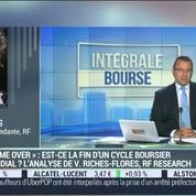 Peut-on envisager la fin du cycle boursier mondial ?: Véronique Riches-Flores –