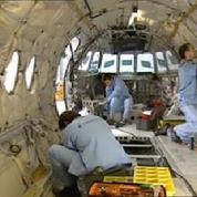 Bourget 2015 : la construction du Falcon 900 LX et 2000 LX
