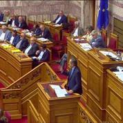 Grèce : les députés majoritairement pour un référendum