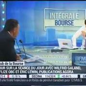 Le Club de la Bourse: Éric Lewin, Wilfrid Galand et Frédéric Rozier