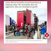 Clandestins : la situation à Calais vue par la presse anglaise