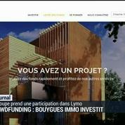 Crowdfunding: Bouygues Immo investit