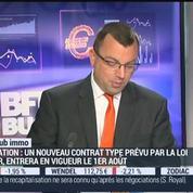 Immobilier: Les loyers dans le privé ont reculé de 1,5 % depuis janvier 2015: Olivier Marin