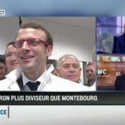 Le parti pris d'Hervé Gattegno: Emmanuel Macron est encore plus diviseur qu'Arnaud Montebourg