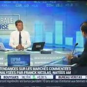 Les tendances sur les marchés: Franck Nicolas –