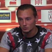 Ligue 1 : Civelli et Bauthéac présentés à la presse